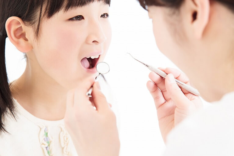 虫歯からお子さんの歯を守るために