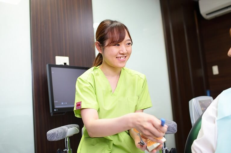 定期検診で虫歯予防を