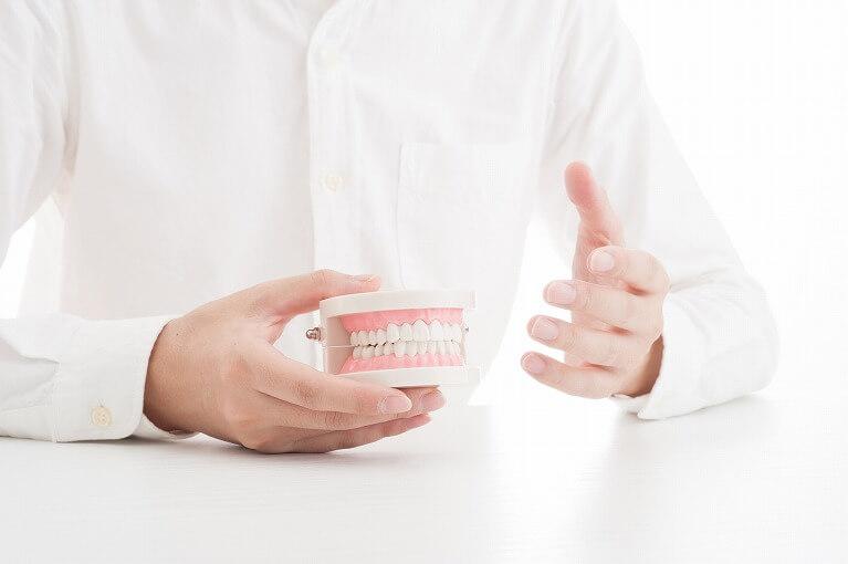 顎関節症になる原因