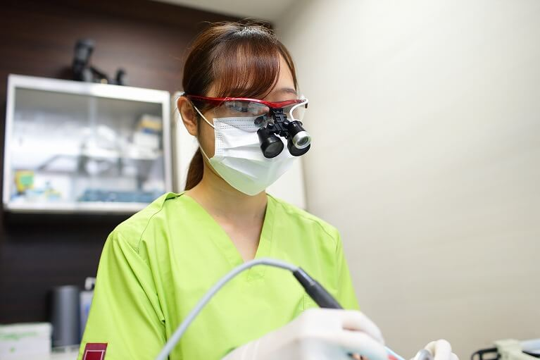 メインテナンス・予防歯科の重要性