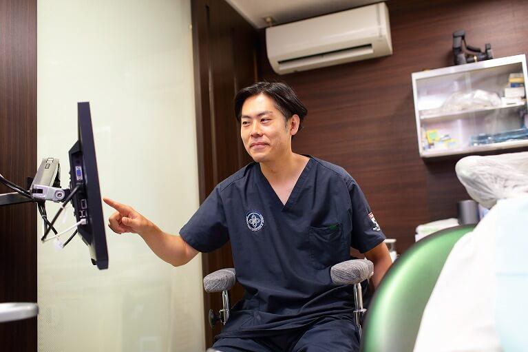 健康維持や改善状況を定期検診で確認