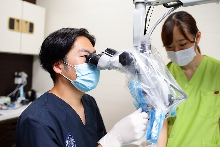 歯内療法とは